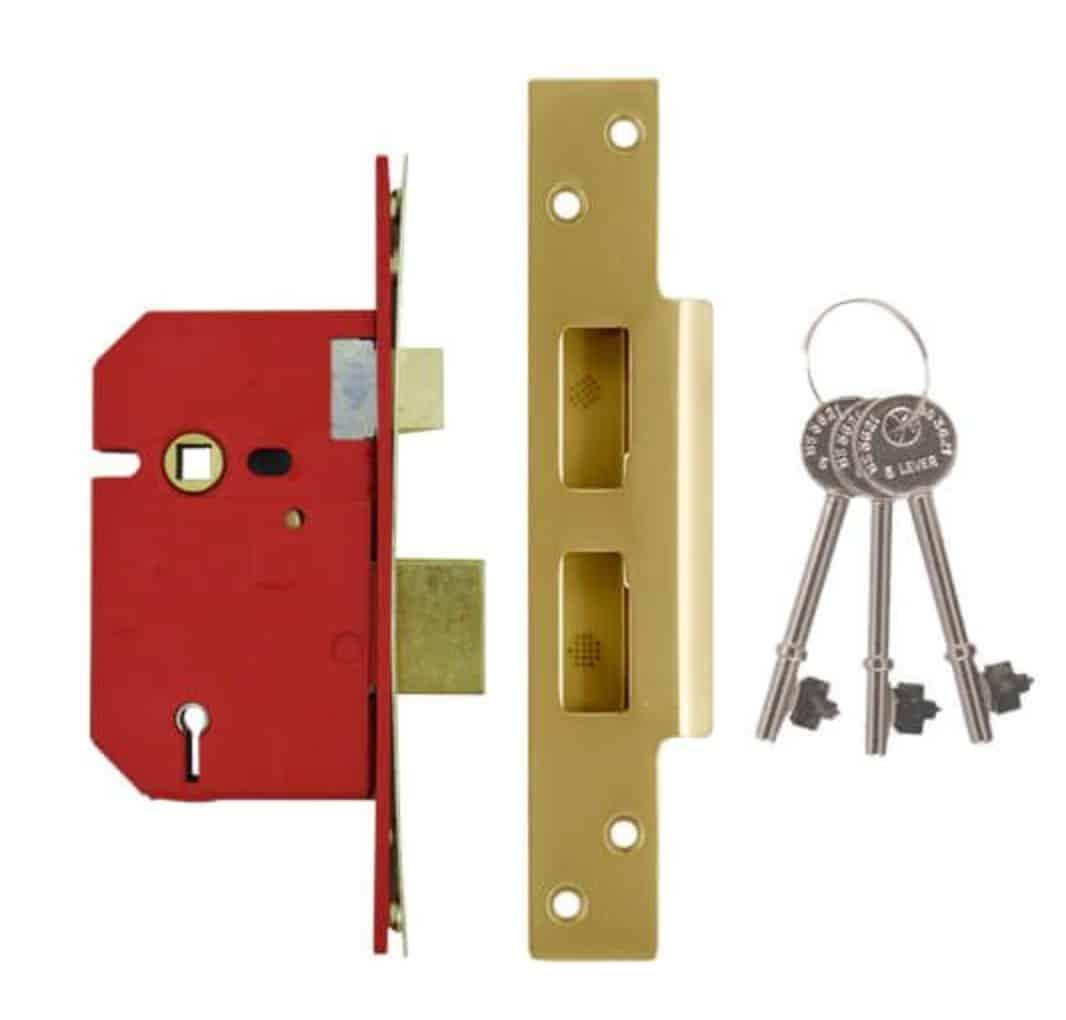 Lock change in london