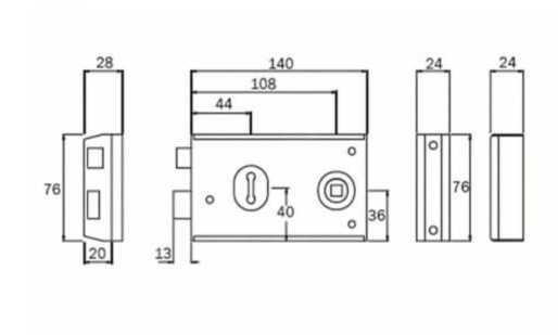 locksmith W1D